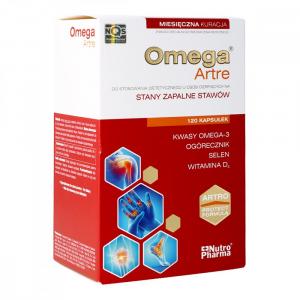 Omega Artre® 120 kaps.