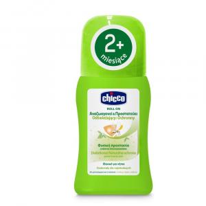 Chicco Roll on odstraszający Komary dla dzieci 2m+ 60 ml