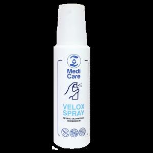 VELOX 63% Płyn do dezynfekcji powierzchni 250 ml